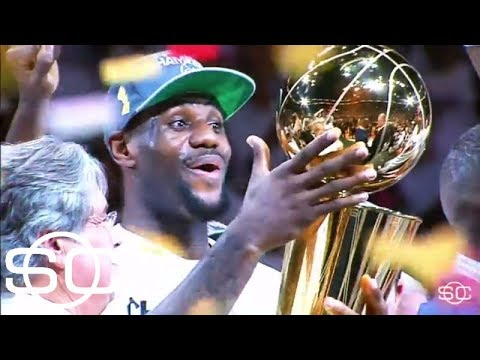 LeBron James' defining moments on his way to 30,000 points | SportsCenter | ESPN