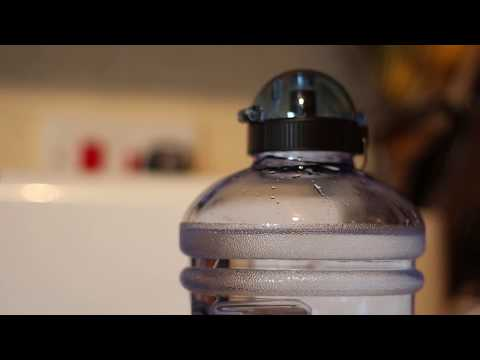 Bluewave Daily 8® Tritan Water Bottle | Review