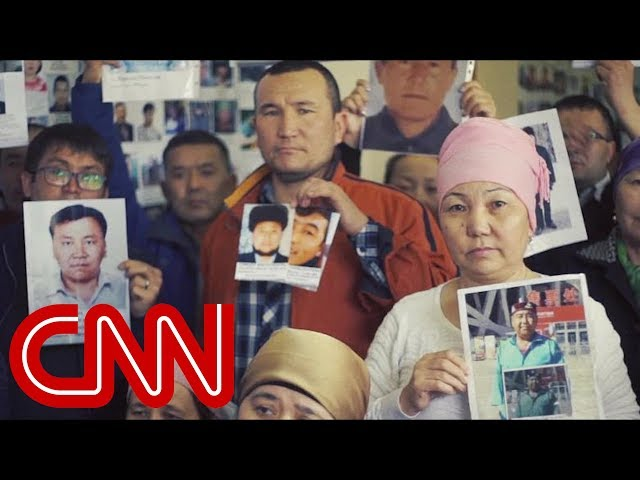The people caught up in China's crackdown on Islam