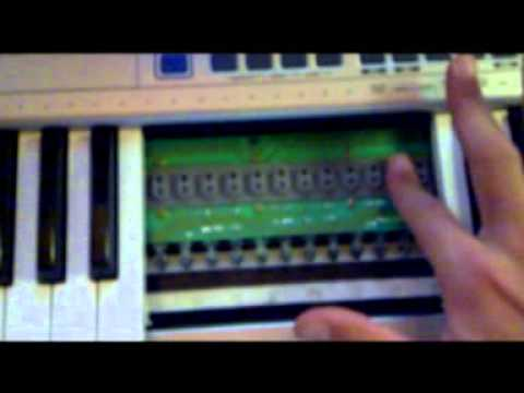 How to repair a midi keyboard edirol pcr 80 youtube for How to repair yamaha keyboard