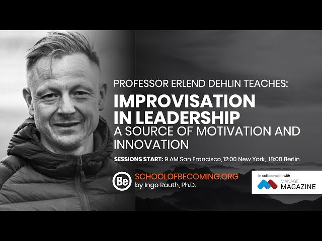 Improvisation in Leadership – A Source of Motivation and Innovation