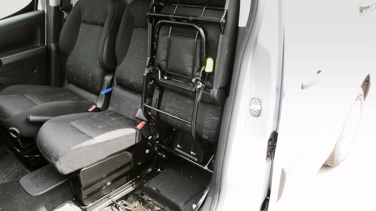 Citroen Berlingo Test >> Citroen Berlingo Van Review