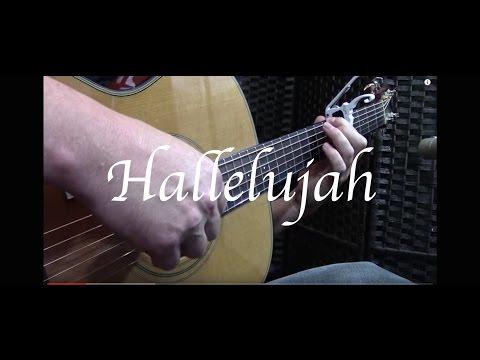 Leonard Cohen - Hallelujah - Fingerstyle Guitar