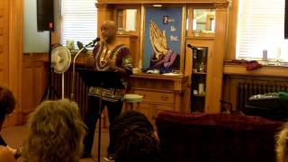 ACIM Earl Purdy 071215 THE ONE THING YOU MUST DO -  A Course In Miracles Class