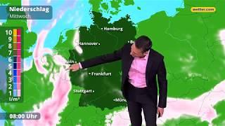 Wetter heute: Die aktuelle Vorhersage (23.01.2019)