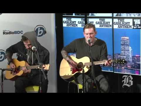 Gaslight Anthem - Handwritten - RadioBDC