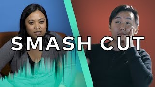 Using SMASH CUT for Dramatic or Comedic Moments