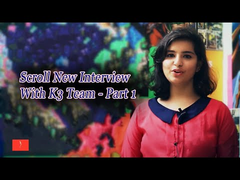 ScrollNew Interview With K3 Team || KSM Pictures || Part 1 ||