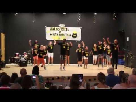 2013 Harris Creek Elementary School Talent Show