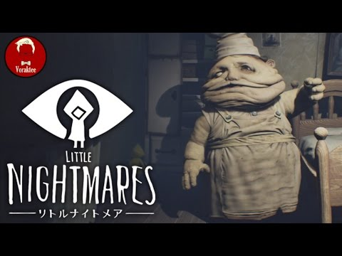 LET ME BEEF FRANK WITH YOU | Little Nightmares | Let's Play Episode 3