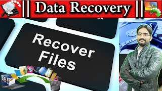 How to Recover Deleted files from Computer/Memory Card/Flash Drive