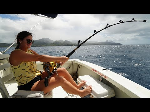 GIANT Marlin! Fish Of A LIFETIME!! St. Lucia