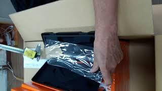 디지매틱 캘리퍼스 500-181 포장 해체, 정품 확인…