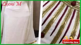 Girls party dresses, kids party dresses, indian dresses, Neck Designs For Suits, flower girl dresses