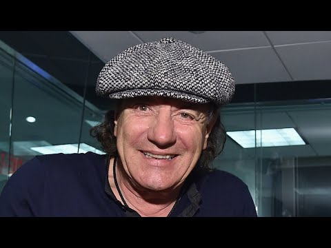 AC/DC on Reunion, Brian Johnson's Hearing, Malcolm Young + 'PWR/UP'