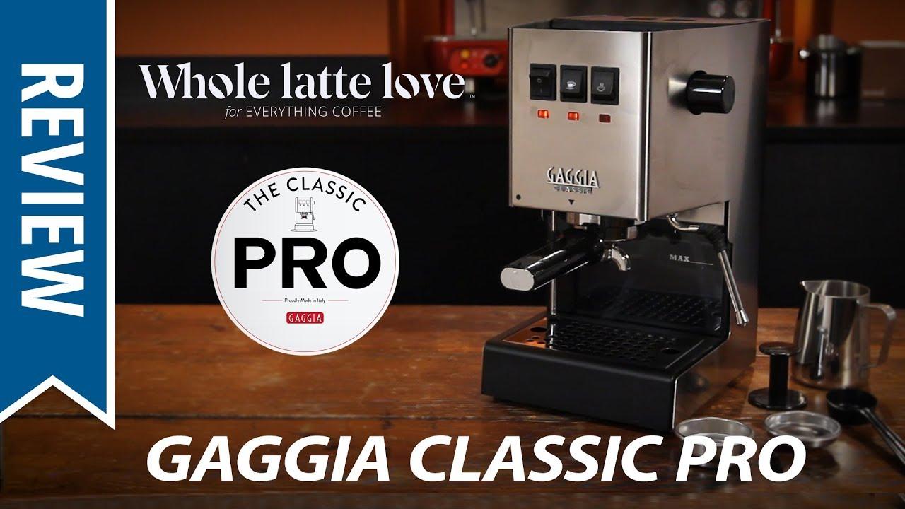 Gaggia Clic Pro Espresso Machine