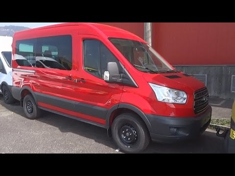 ford transit 350 combi l2h2 rwd heckantrieb propulsion youtube. Black Bedroom Furniture Sets. Home Design Ideas