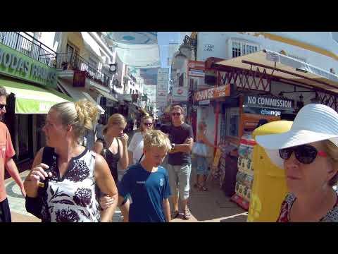 Torremolinos Shopping Streets