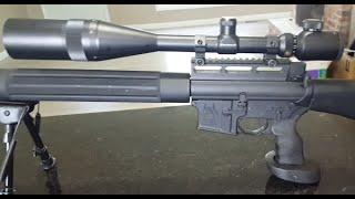''Wie baut man die ULTIMATIVE GENAUESTE AR-15 Gewehr''