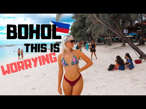 Is Bohol becoming the OLD Boracay?! British Couple SCARED it could be the next to CLOSE?!