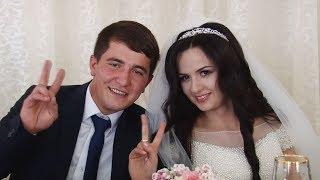 СВАДЬБА в Буйнакске. Кумыкская красивая пара.