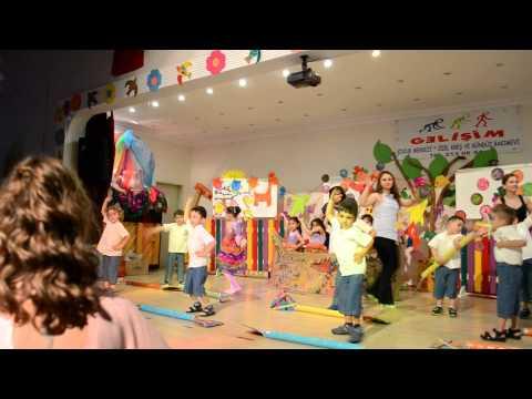 Gelişim Kreş 2015 Yıl Sonu Gösterisi 4