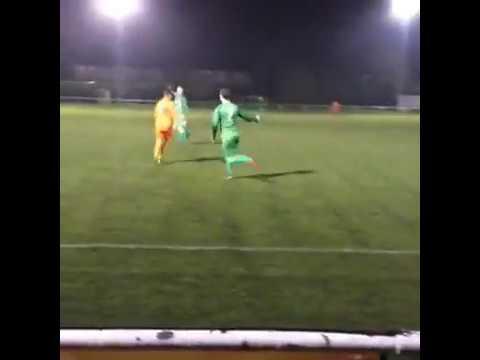 Dudley Sports 0 v Wellington FC 5 1st Half