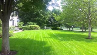 Introducing our 50% Organic Hybrid Lawn Care Program