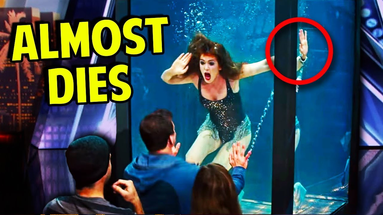 Download 10 Got Talent Acts That Went HORRIBLY WRONG!