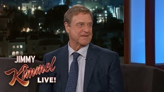 John Goodman Commutes from New Orleans to Los Angeles