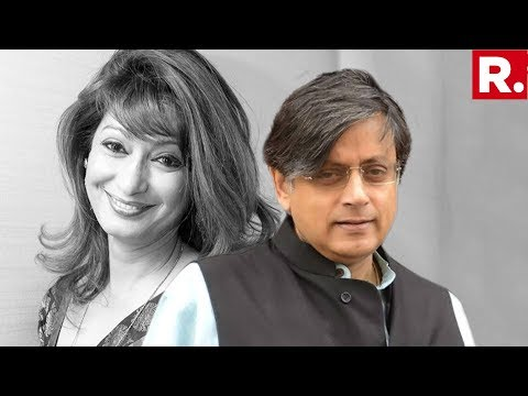 Sunanda Pushkar Death Case: Prosecution Seeks To Charge Shashi Tharoor For Murder
