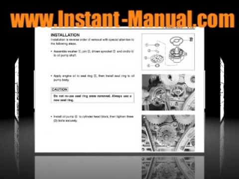 hqdefault factory service manual for mercruiser inboard engine download  at edmiracle.co
