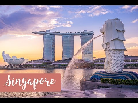 EVERYTHING YOU NEED TO SEE IN SINGAPORE- 2017 SINGAPORE TRAVEL VLOG