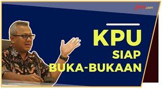 KPU Siap Buka Data Untuk KPK - JPNN.com