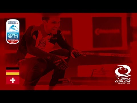 Germany v Switzerland - Men's Round-robin - Le Gruyère AOP European Curling Championships 2017