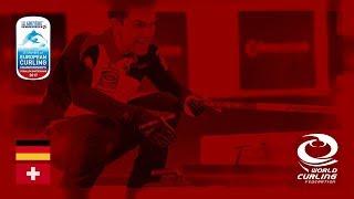 Germany v Switzerland - Men's Round-robin - Le Gruyère AOP European Curling Championships 2017 thumbnail