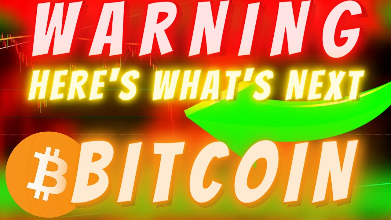 *BREAKING* BITCOIN JUST DID SOMETHING HUGE  - Watch This If You're Worried About Where We'