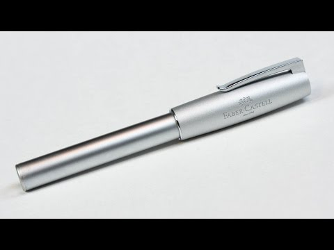 Fountain Pen Review: Faber-Castell Loom