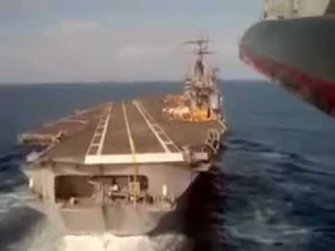 JAG Adrift 1 Harm and Skates Carrier Quals.flv