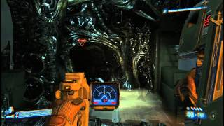Aliens Colonial Marines HD [ PS3 gameplay ]