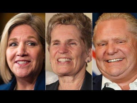 Ontario Leaders' Debate