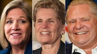 Ontario Leaders' Debate