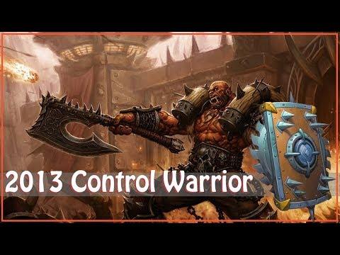 2013 Warrior (Hearthstone Deck Showcase)