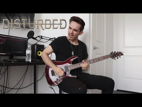 Disturbed  Are You Ready  GUITAR  2018