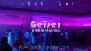 DJ GOLD - Sonido Geiser Ambientación  - Graduación en Puerto Vallarta