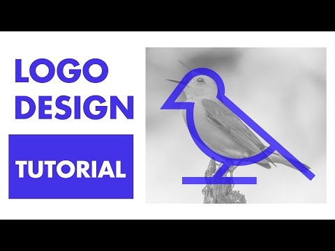 Illustrator Tutorial   How To Design Logo From An Image thumbnail