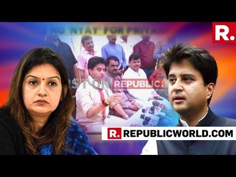 MASSIVE: Jyotiraditya Scindia Justifies, Says 'Those Who Were Responsible Have Already Apologised'