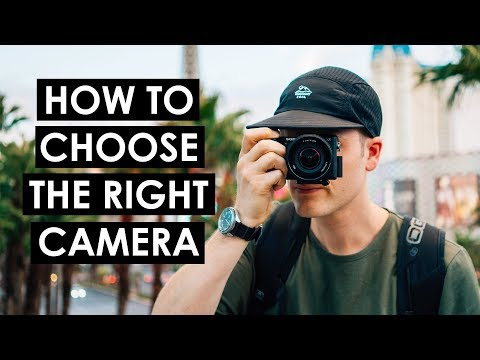 How to Choose a Camera for YouTube (Camera Buying Guide and Tips)