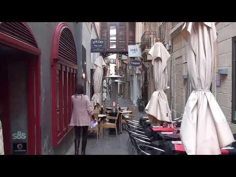 Valletta The Strait Street