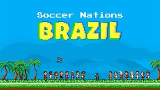 Run, Jump, Score and Win in Soccer Nations: Brazil for iPhone, iPad, Android and Windows Phone